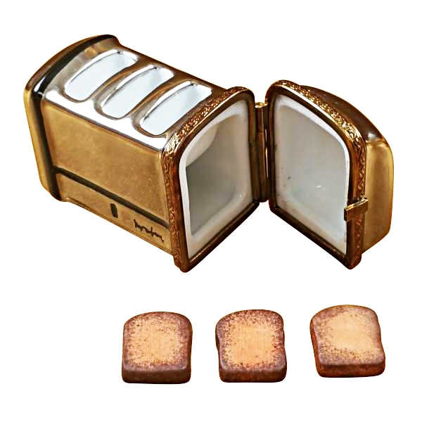 TOASTER WIHT 3 SLICES OF REMOVABLE TOAST