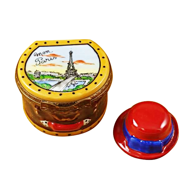 PARIS HAT BOX