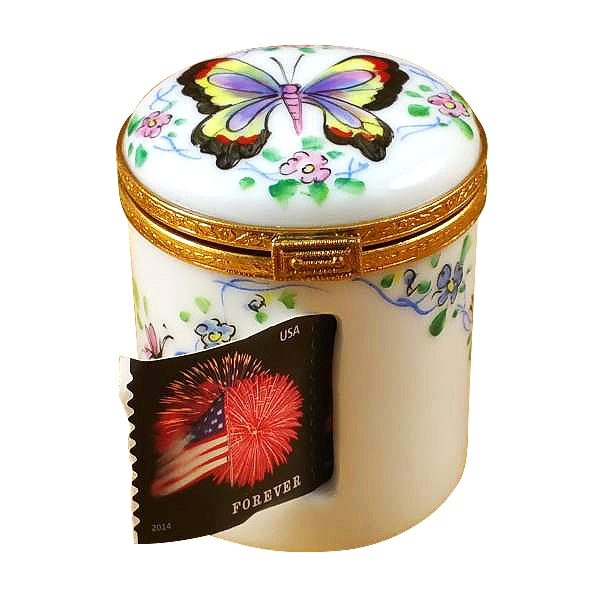 BUTTERFLY STAMP HOLDER