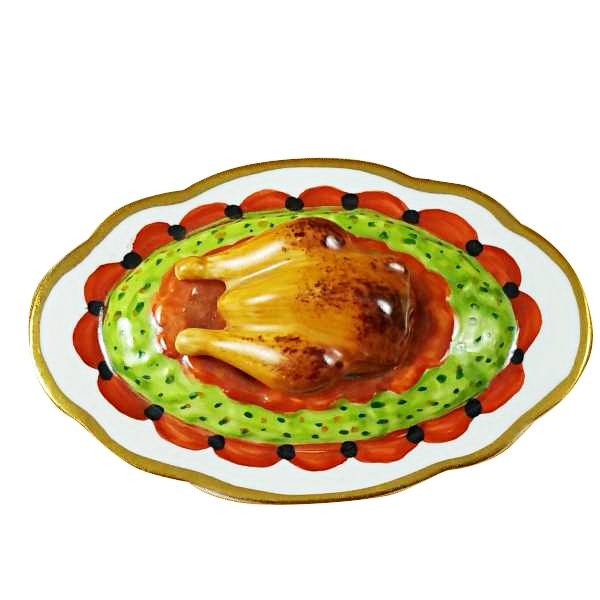 TURKEY ON A PLATTER