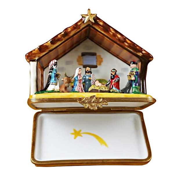 LARGE NATIVITY