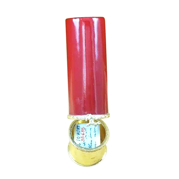 Shotgun Shell With Hunting License