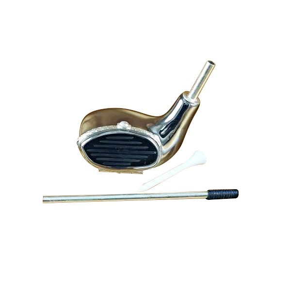 Silver Streak Driver With Removable Tee