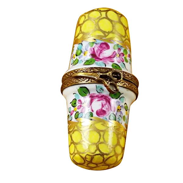 DOUBLE YELLOW THIMBLE