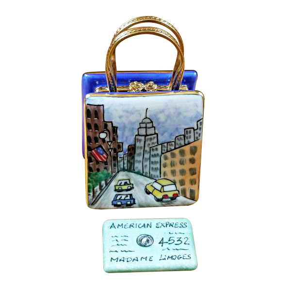 5th Avenue Shopping Bag