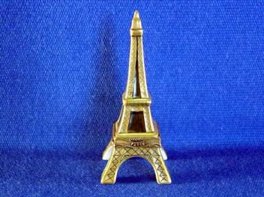 GOLD EIFFEL TOWER
