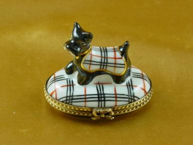 Scottish terrier - Burberry