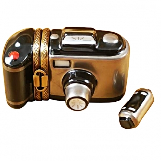 CAMERA W/REMOVABLE FILM