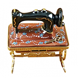 Sewing machine w/stand