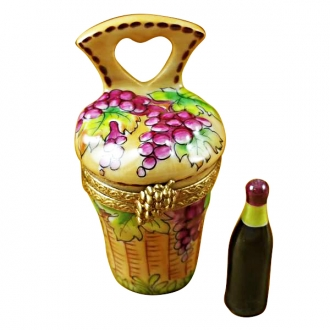 WINE CARRIER W/BOTTLE