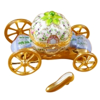 Cinderella carriage w/shoe