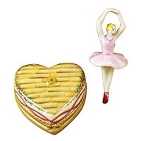 BALLERINA ON HEART