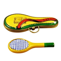 TENNIS RACQUET W/CASE