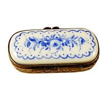BLUE DELFT RECTANGLE