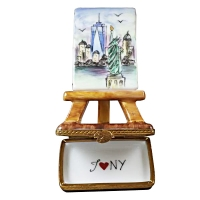 FREEDOM TOWER EASEL