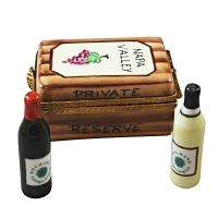 Napa Valley Wine Crate