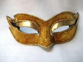 Malazia Yellow Mask