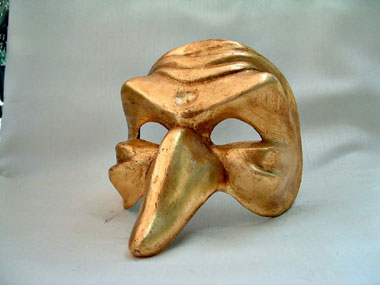 Commedia Captain Gold