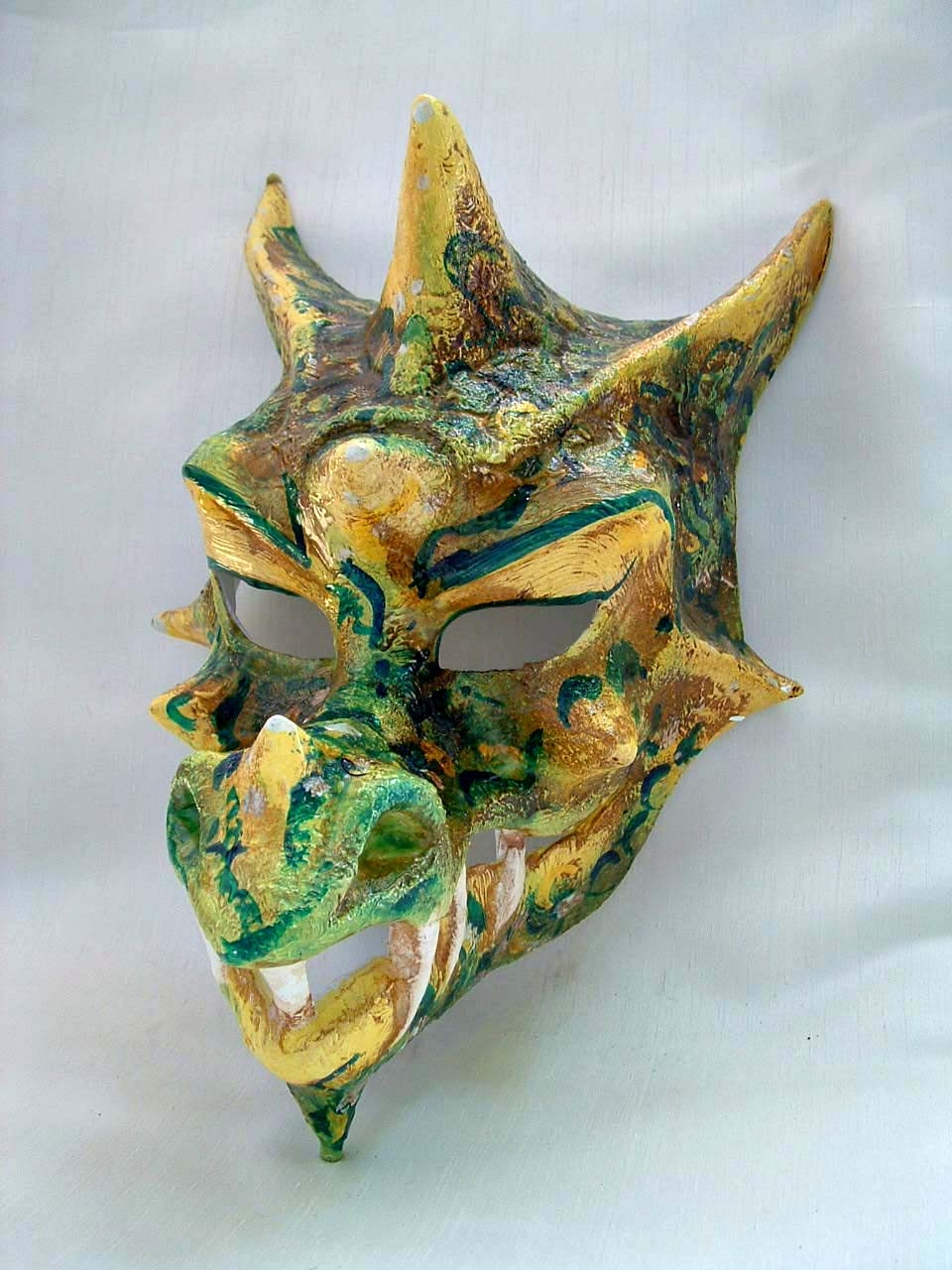 Dragon Medium Venetian Mask