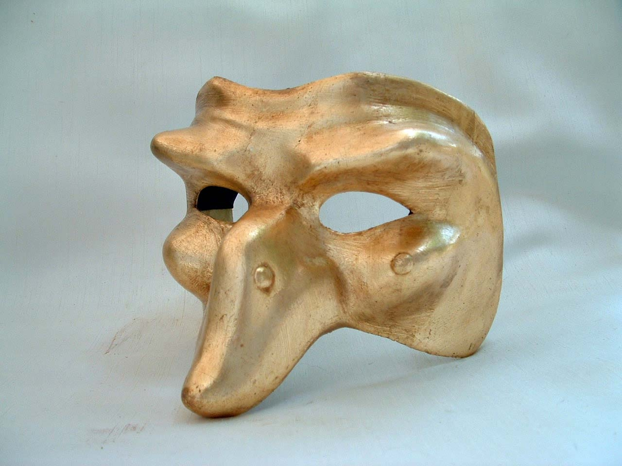 Commedia Pulcinella Gold