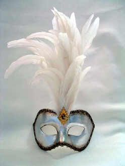 Galletto White Feathers