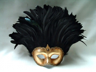 Incas Black Feathers