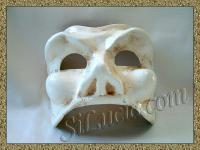 Commedia Arlecchino White