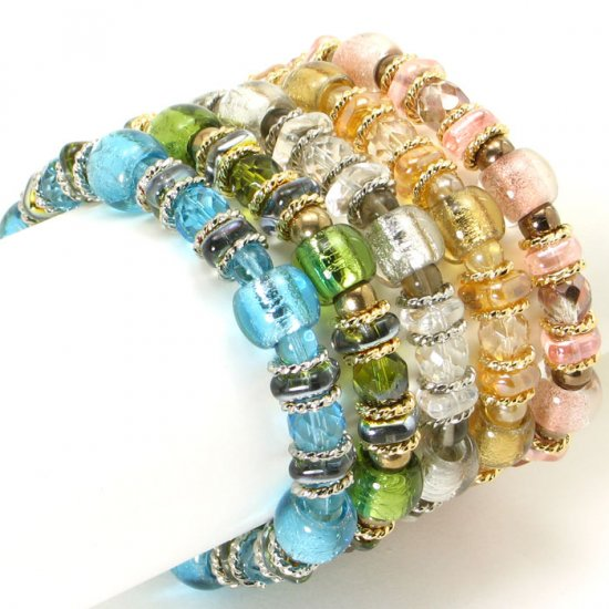 Multi Colored Bracelets