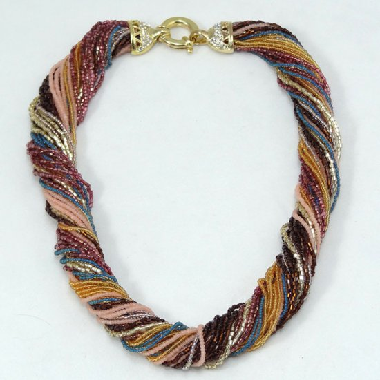 Ricciolo Multicolor Necklace