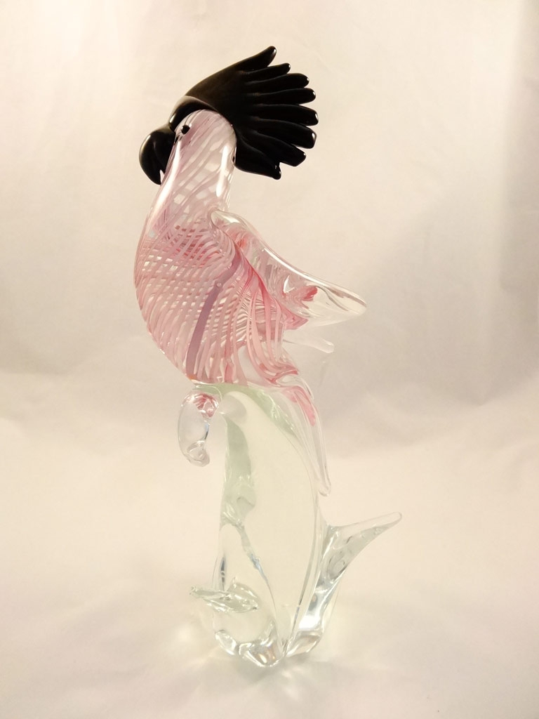 Murano Glass Bird