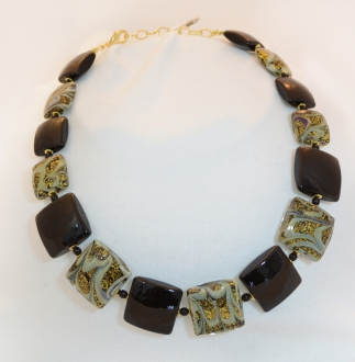 Murano glass necklaces Murano Glass Jewelry Murano Glass Gifts Co