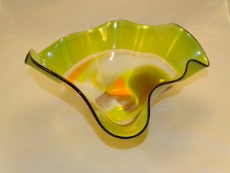 Ligth Green Bowl