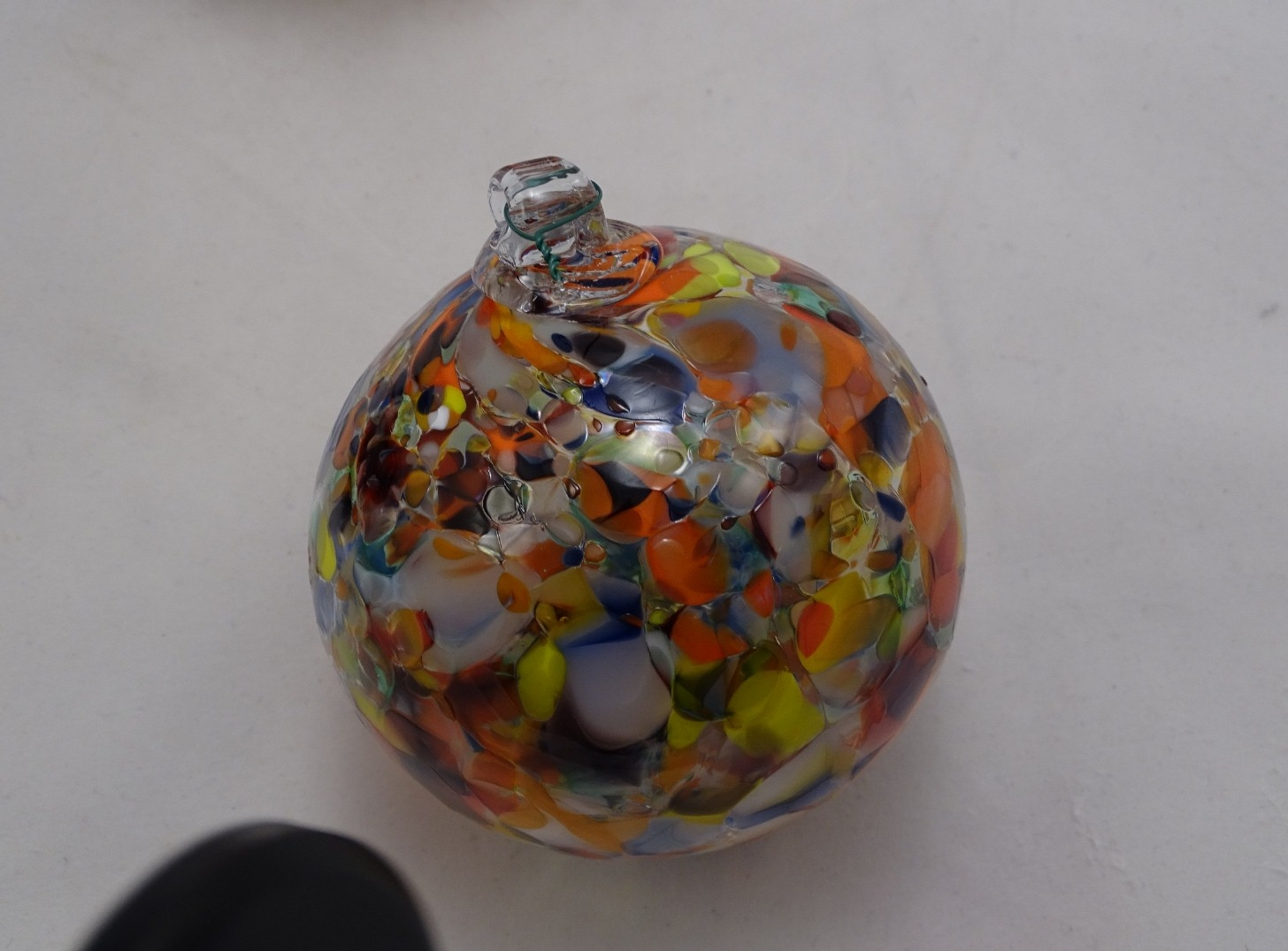 Colorfull Christmas tree ornament