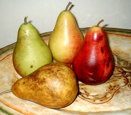 Assorted Pears