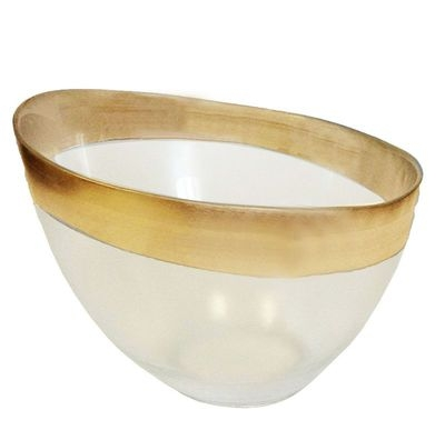 CB417-Candy Bowl Gold