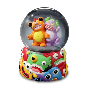 Jingle Jumbles Monster Water Globe