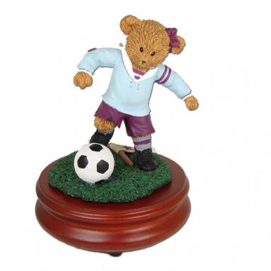 Musical Theady Bears Designed By Adrienne Samuelson Soccer Girl