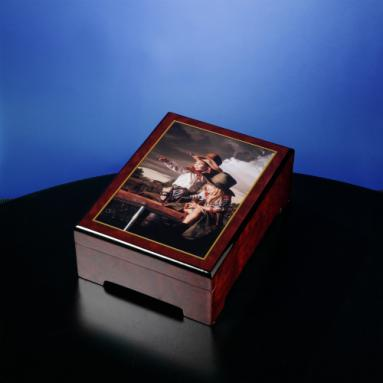 Byerley 'Deputies' Music Box