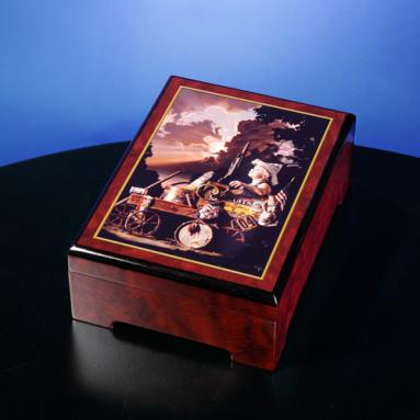 Byerley 'Fireworks Tonight' Music Box