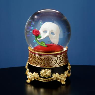 Classic Mask with Rose Water Globe