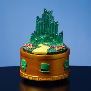 Emerald City Rotating Mini FIG