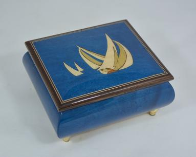 Nautica Theme Music Box
