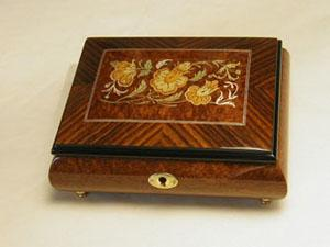 High Gloss Jewelry Music Box
