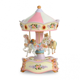 Classic Carousel-Pink