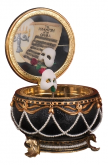 Phantom Hinged Hinged Trinket Box