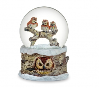 Musical Owl Dome