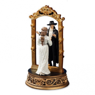 Phantom & Christine Mirror Figurine