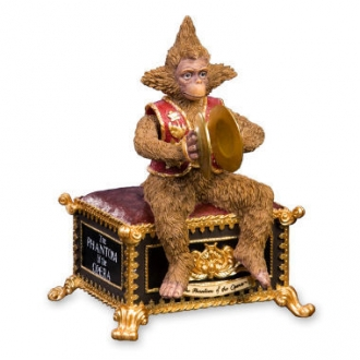 Phantom of the Opera™Animated Monkey Figurine