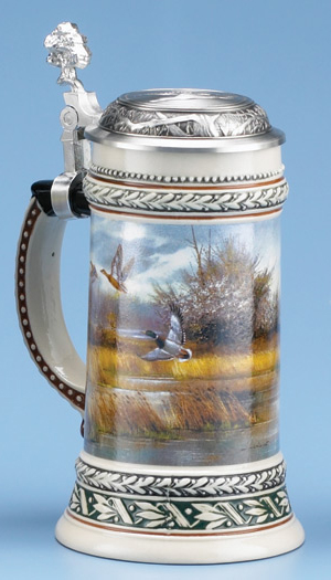 DUCK WILDLIFE STEIN