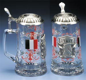 GLASS ITALY STEIN